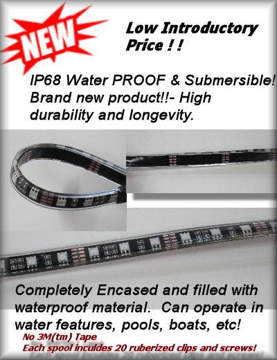 Led flex strips led lights flexible waterproof led strips mozeypictures Choice Image