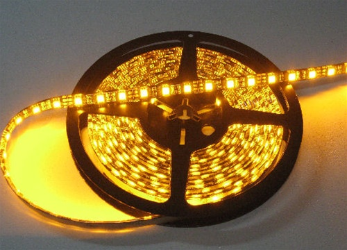 official photos 8fad7 2d68b Amber/Yellow IP68 WP Waterproof LED Flex Strips | LED Tape ...